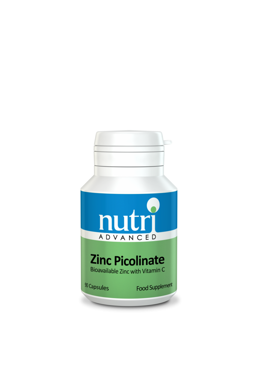 Nutri Zinc Picolinate 90 caps