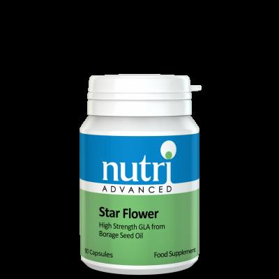 Nutri Star Flower Borage Seed Oil 90 caps