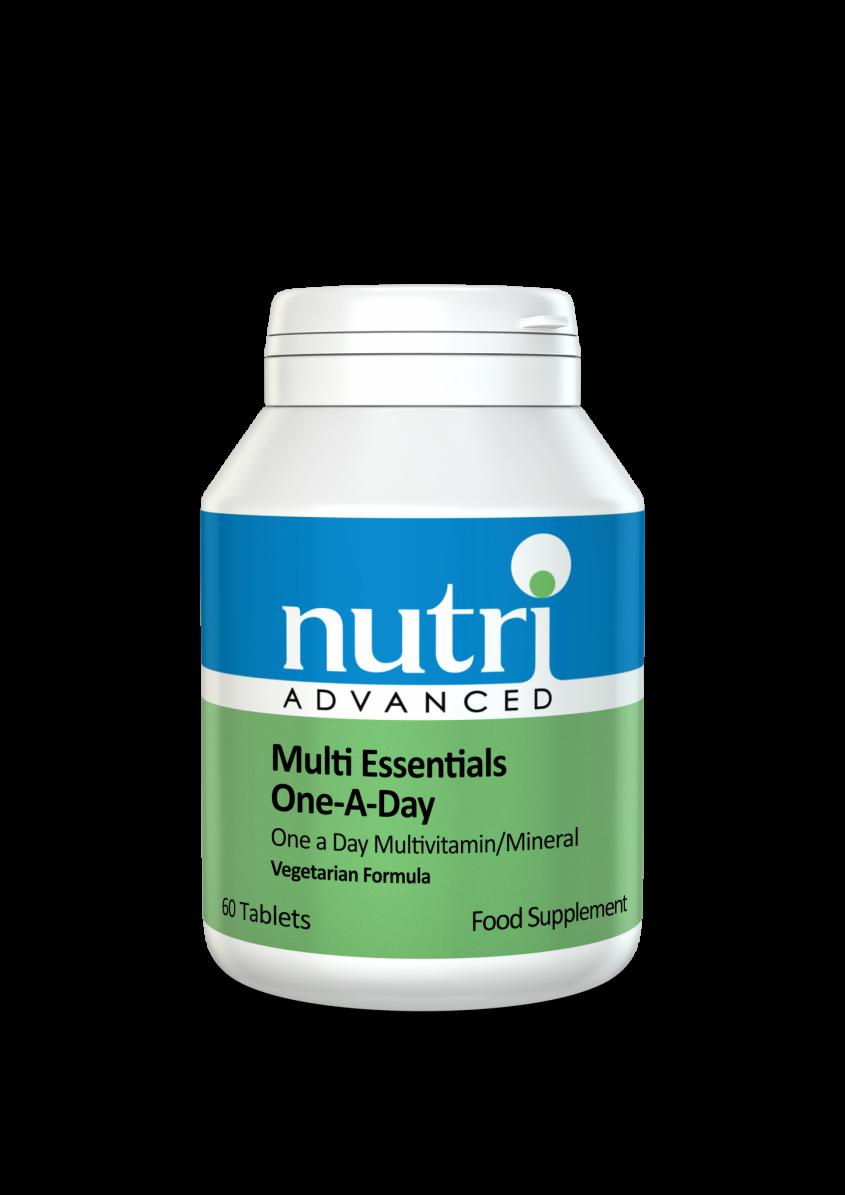 Nutri Multi Essentials One a Day 60 tabs