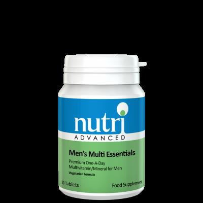 Nutri Multi Essentials - Men's 30 tabs