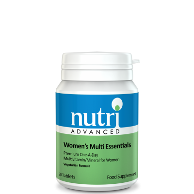 Nutri Multi Essentials - Women's 30 tabs