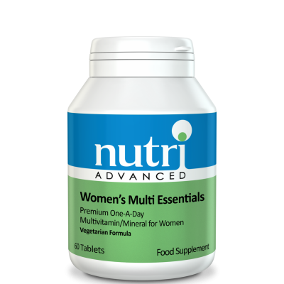 Nutri Multi Essentials - Women's 60 tabs