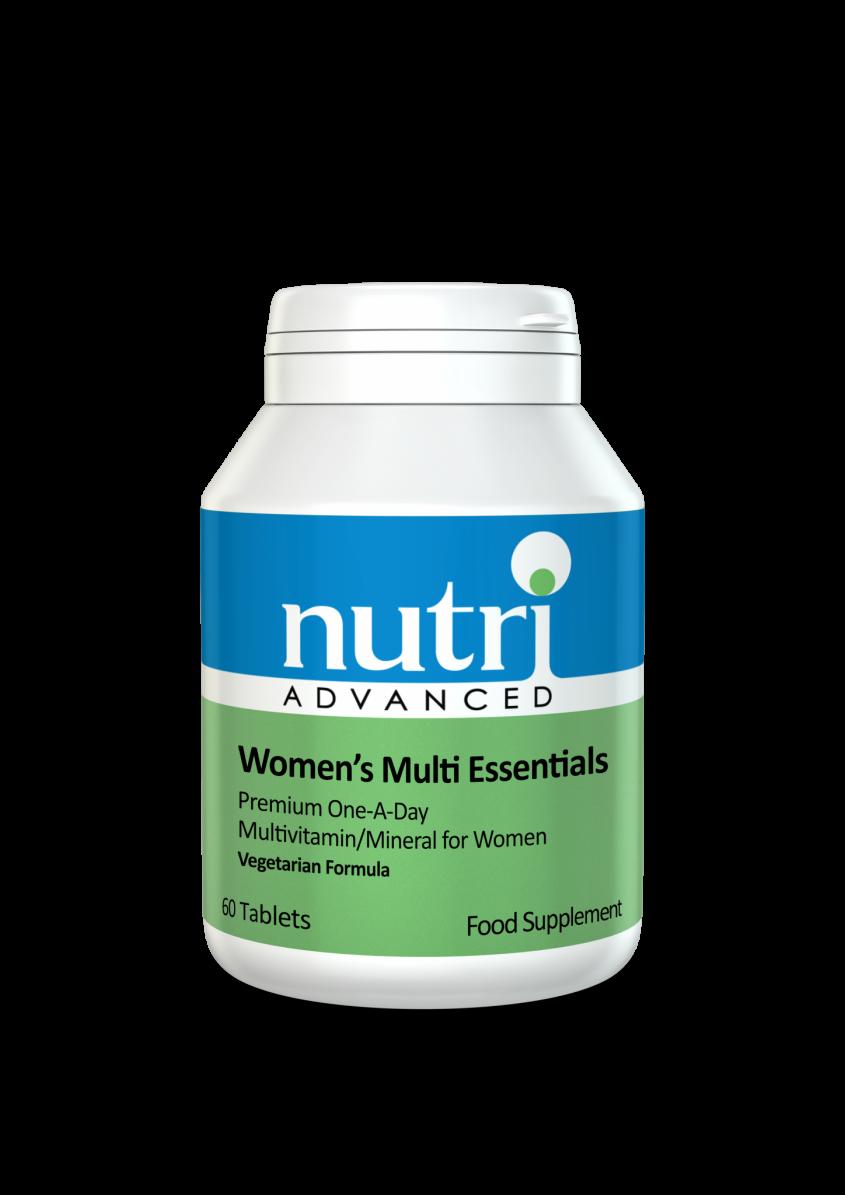 Nutri Multi Essentials - Women's 60 tabs
