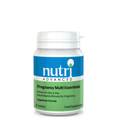Nutri Multi Essentials - Pregnancy 30 tabs