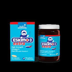 Nutri Eskimo High Strength 3:2 50 caps