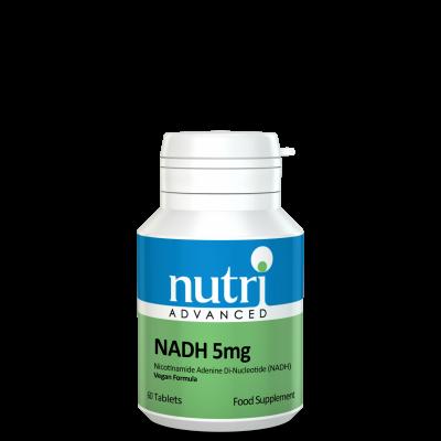 Nutri NADH 5mg 60 tabs