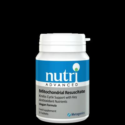 Nutri Mitochondrial Resuscitate 50 caps