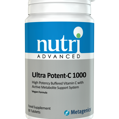 Nutri Ultra Potent-C Powder 232g (approx 122 servings)