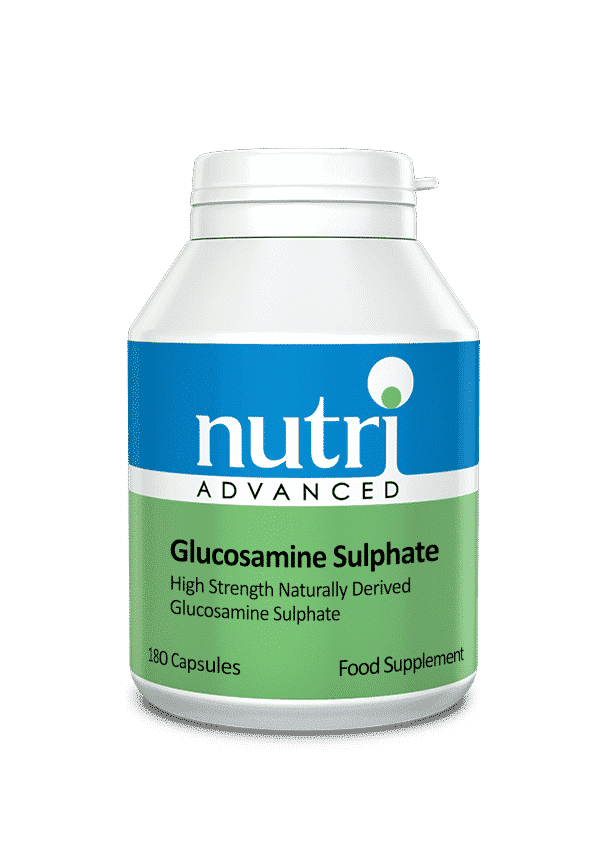 Nutri Glucosamine Sulphate 180 tabs