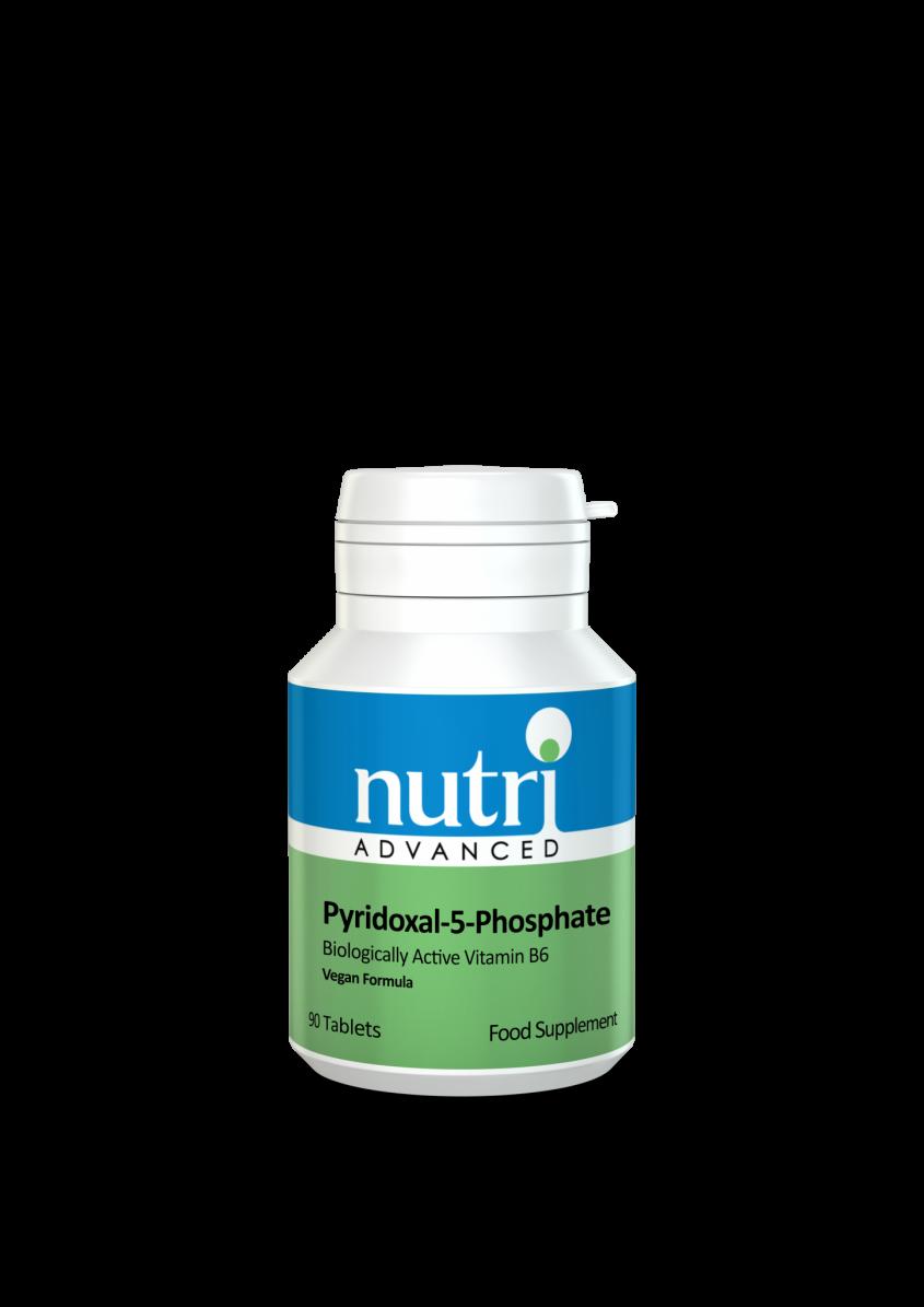 Nutri Pyridoxal-5-Phosphate 90 tabs