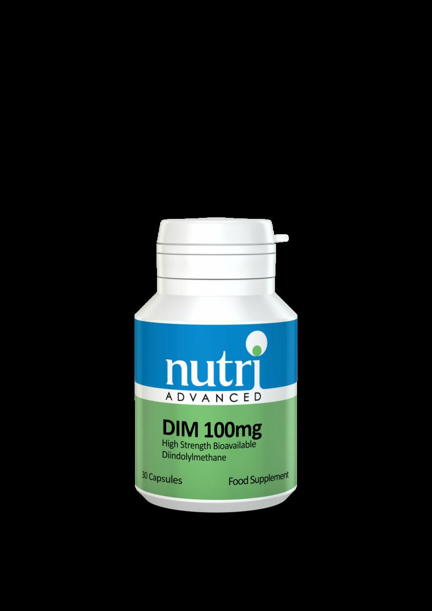 Nutri D.I.M 100mg 90 caps