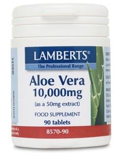 Lamberts Aloe Vera 10,000mg 60 caps