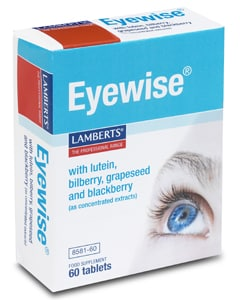 Lamberts EyeWise Visual Support 60 tabs