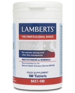 Lamberts FEMA45+ 180 tabs