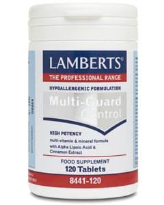 Lamberts MultiGuard Control 120 tabs