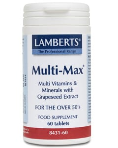 Lamberts MultiMax 50+Multi 60 tabs