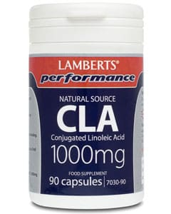 Lamberts Performance CLA 1000mg 90 capsules