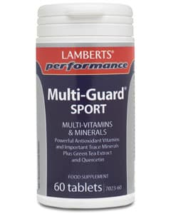 Lamberts Performance Multiguard Sport 60 Tabs