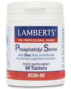 Lamberts Phosphatidyl Serine 100mg 60 tabs