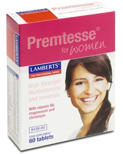 Lamberts Premtesse For Women 60 tabs