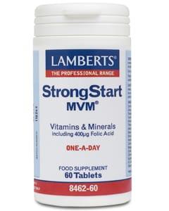 Lamberts StrongStart MVM 60 tabs