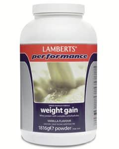 Lamberts Weight Gain Vanilla
