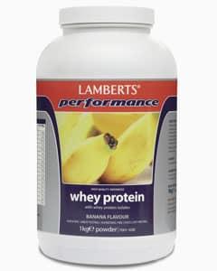 Lamberts Whey Protein Banana