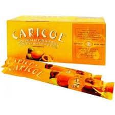 Nutri Caricol Digestive Support 20 sachet box