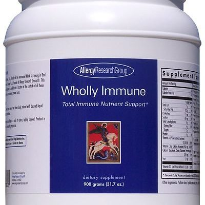 Allergy Research Wholly Immune 900 gms