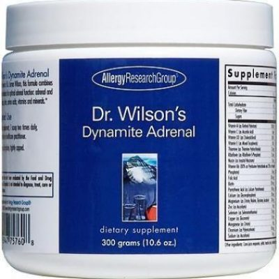 Allergy Research Dr. Wilsons Dynamite Adrenal 300gms