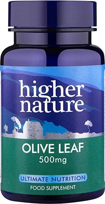 Be_Smart_Supplement_Shop_Higher_Nature_Olive-Leaf