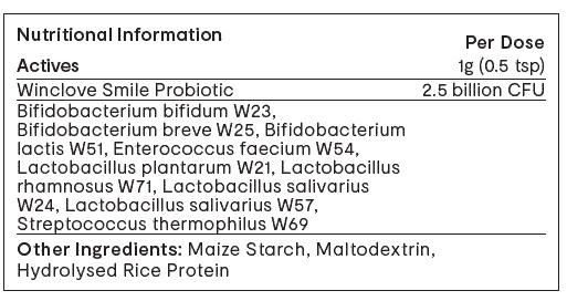 Invivo Bio Me Oral 60g table